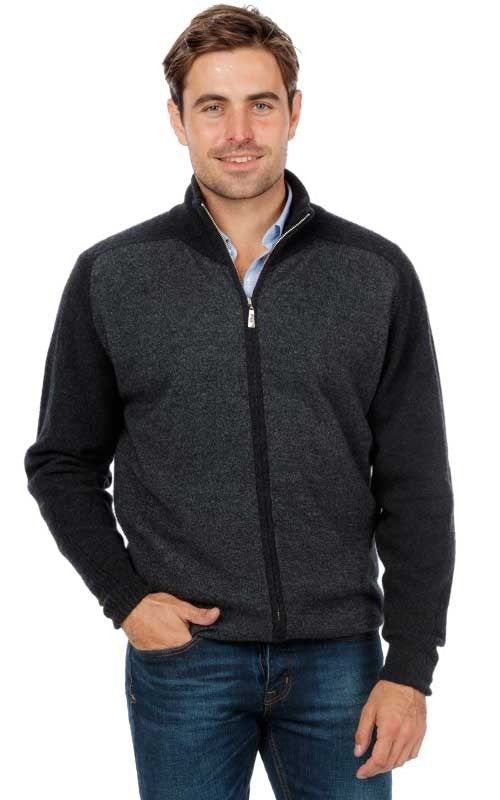 Marl Full Zip Jacket