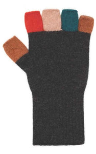 Multi Fingerless Gloves