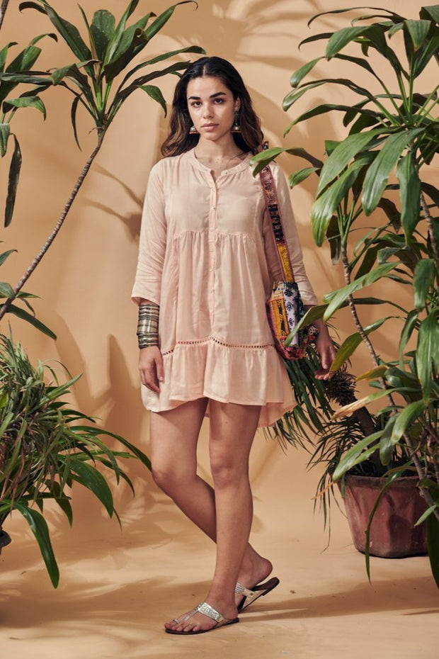 Cala Conta Shirt Dress