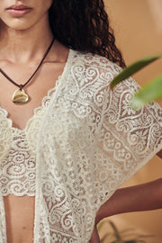 Tramuntana Lace Cover Up