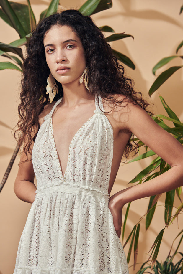 Xaracca lace beach cover up dress