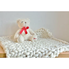 Load image into Gallery viewer, Handmade Chunky Knit Baby Blanket-Baby & Nursery-King & Eye