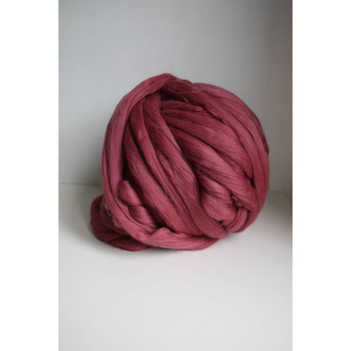 Chunky Merino Roving Yarn For Arm Knitting - King & Eye