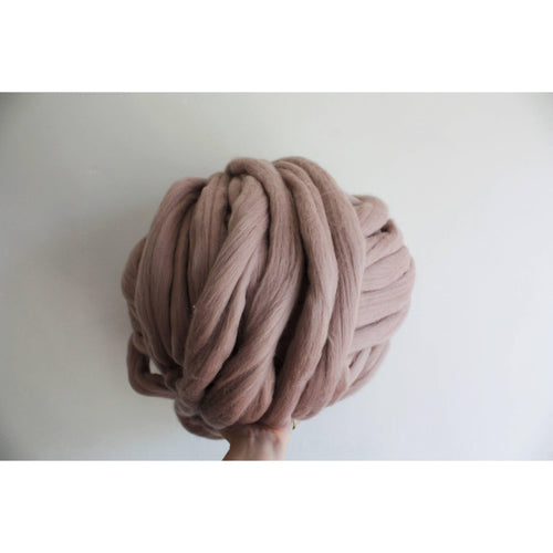 Chunky Merino for Arm Knitting-Super Bulky Yarn-King & Eye