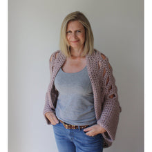 Load image into Gallery viewer, Crochet Kit - DIY Cardigan-Patterns & Kits-King & Eye
