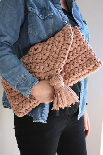 Crochet Bag pattern, Purse Pattern, Easy Crochet Purse, T shirt Yarn Pattern, Boho Bag pattern, Tote Pattern, Easy Crochet Pattern