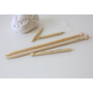Circular Knitting Needles 12mm for Size 6 Super Bulky Yarn - King & Eye