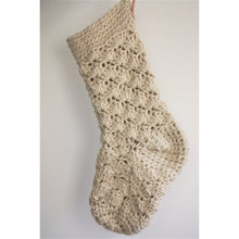 Load image into Gallery viewer, Crochet Pattern Giant Christmas Stocking-Patterns & Kits-King & Eye