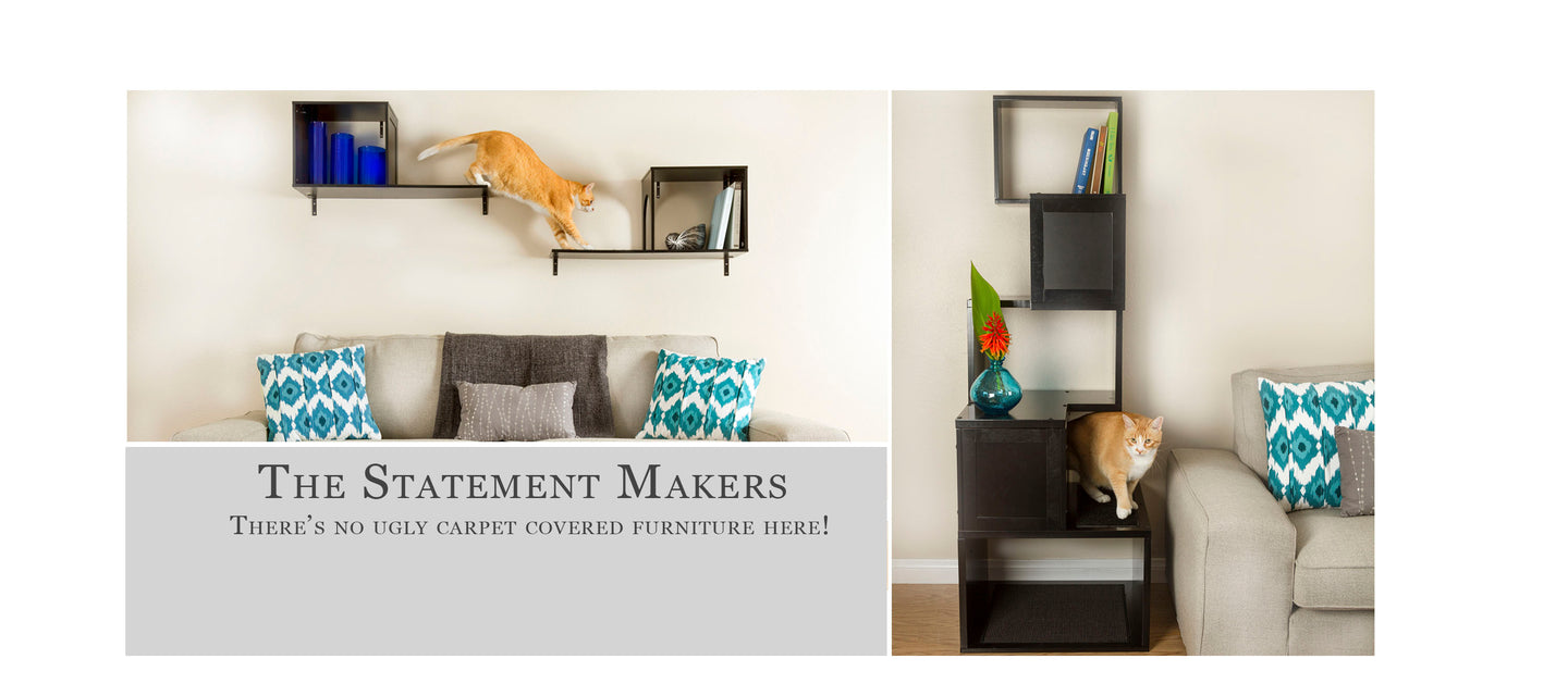 The Statement Makers Cat Trees- Shop Now