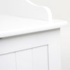 The Hadley Storage Chest in White