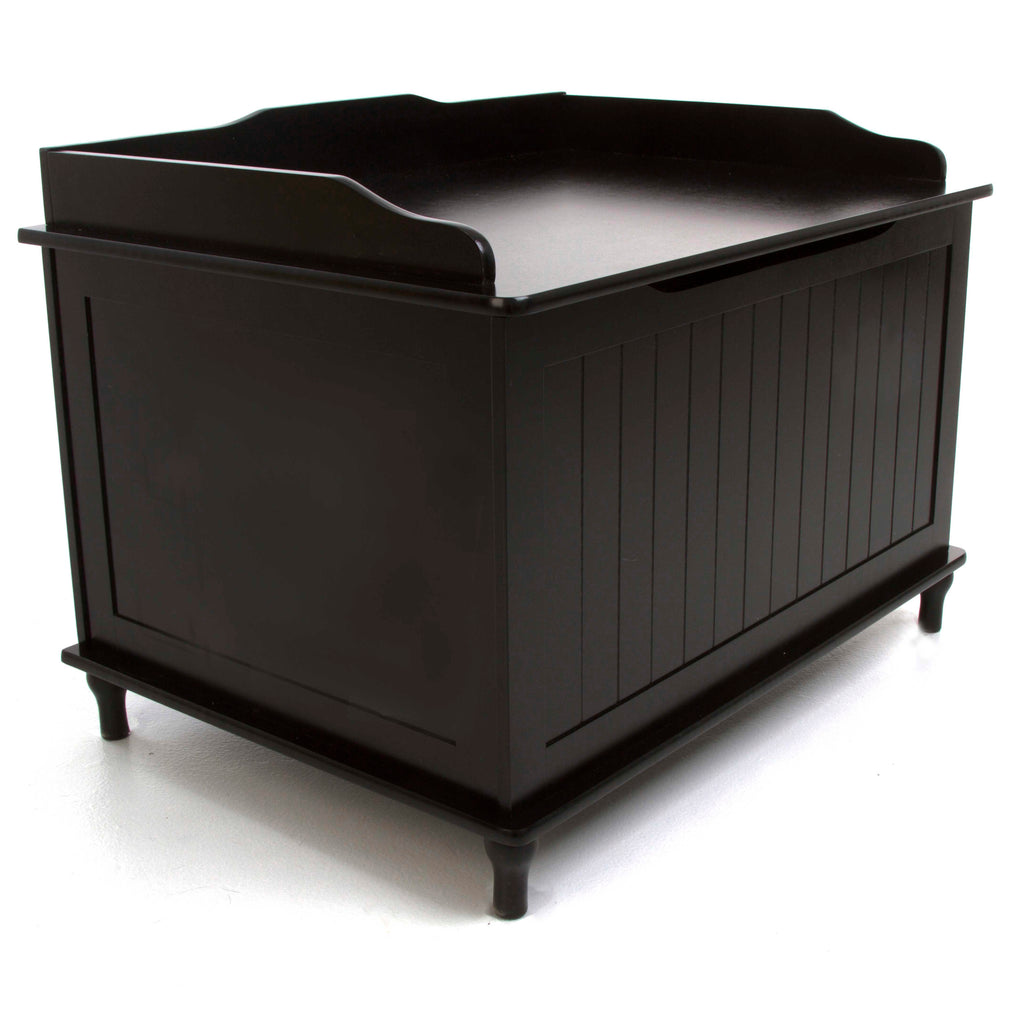 The Hadley Storage Chest in Black