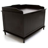 Hadley Storage Chest in Black