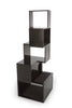 Sebastian Freestanding Modern Cat Tree in Black