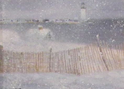 10 Truly Beautiful Paintings of Snow in the Northeast