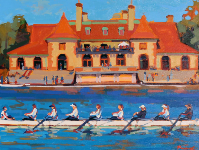 10 Paintings for Every Boston Lover