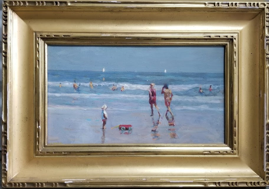 Beach Day - David Schock