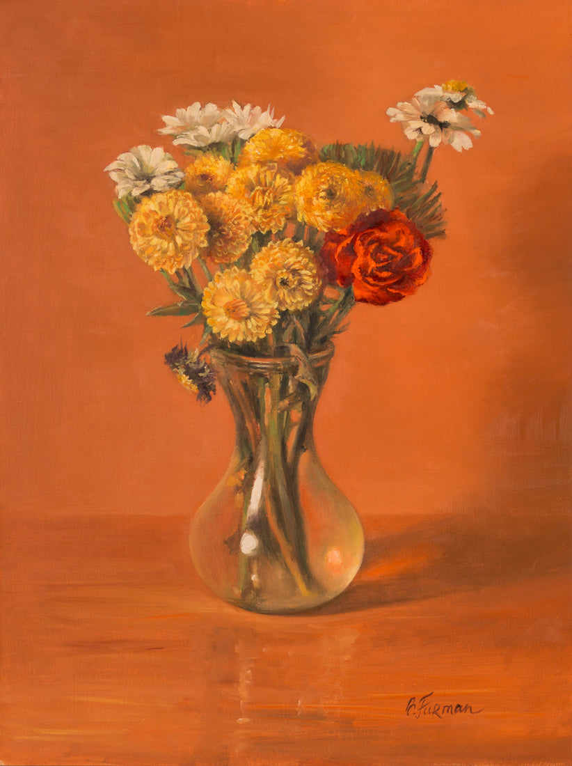 Autumn Bouquet - Iria Furman
