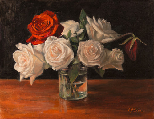 Bouquet of roses - Irina Furman