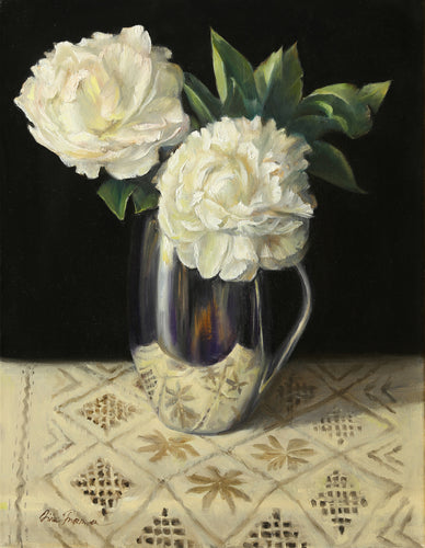 Two  Peonies  Irina Furman