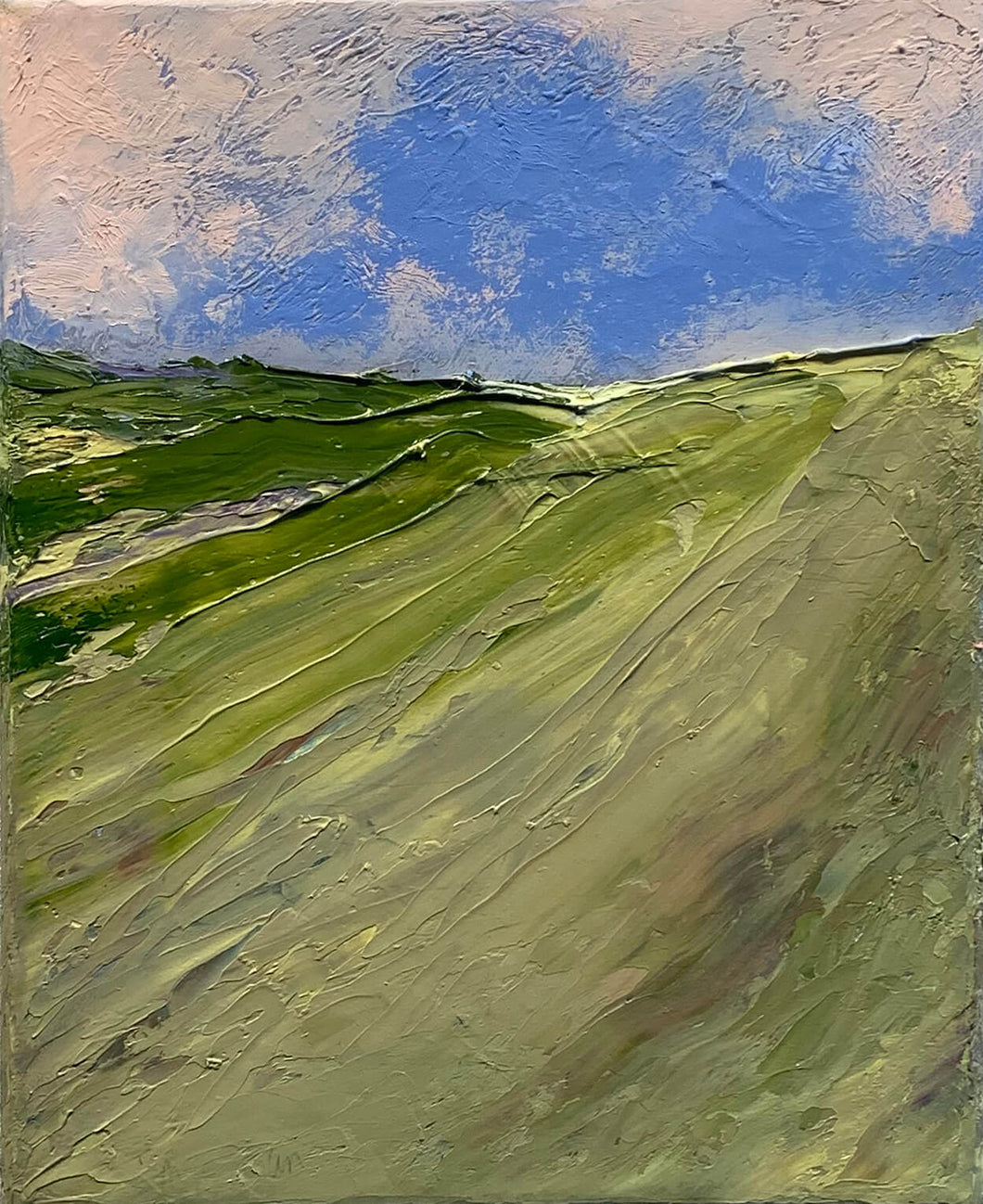 Dunes - by Artist Michael Marrinan