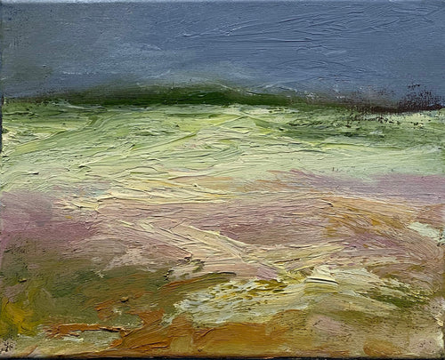 Dunes II by artist Michael Marrinan