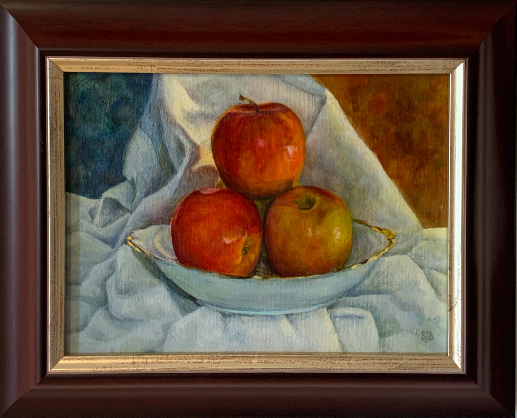 Apples - Artist Susan Bailey