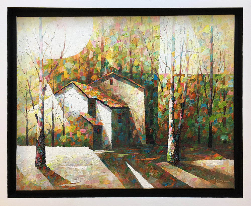 Early Autumn Light - International's Artist Man Wai Wu