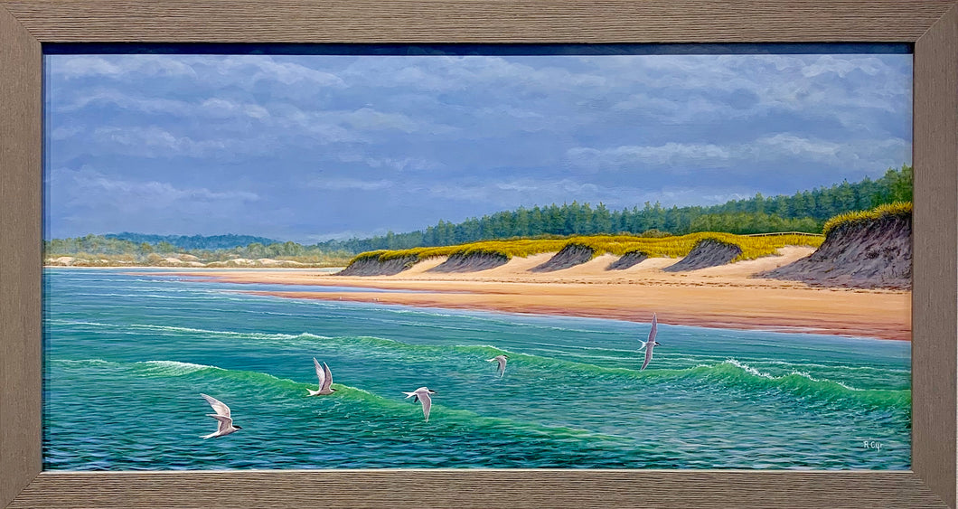 Plum Island South - Realism - Robert Cyr