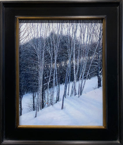 Silver Birch painting by Roderick O