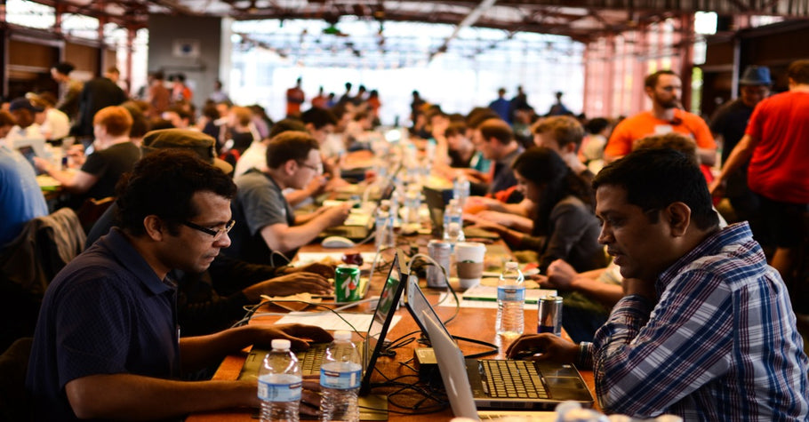 About to Get In On A Hackathon? You Need These 5 Clutch Hacks