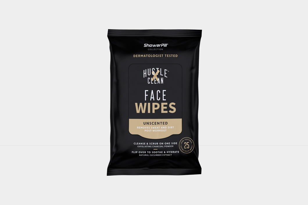 The Face Wipe, Unscented