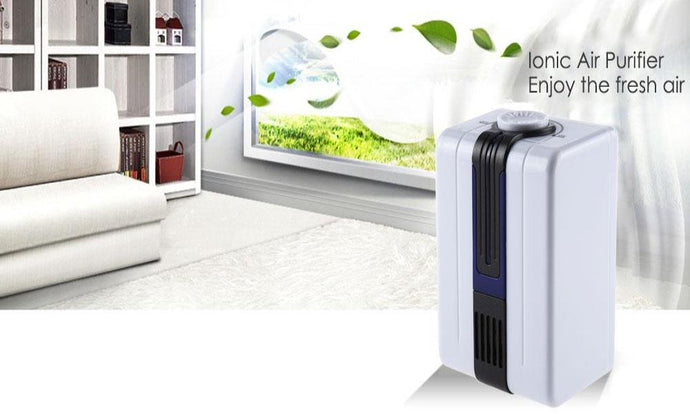 Home or Office Negative Ionizer Air Purifier