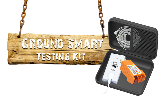 Ground Smart Testing Kit