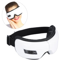 Electric Eyes Massager Vibration Infrared Heating Therapy Air Pressure Music Eye SPA Glasses Head Stress Relief Eyes Care Device