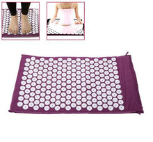 Acupressure Mat & Pillow Combo Set (Spike Mat For Blood Flow Stress & Pain Relief)