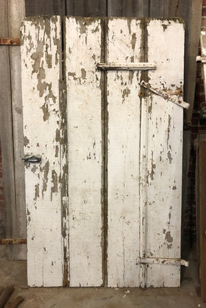 Antique Cypress Barn Door