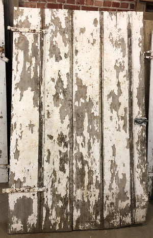 Old Cypress Barn Door Reclaimed