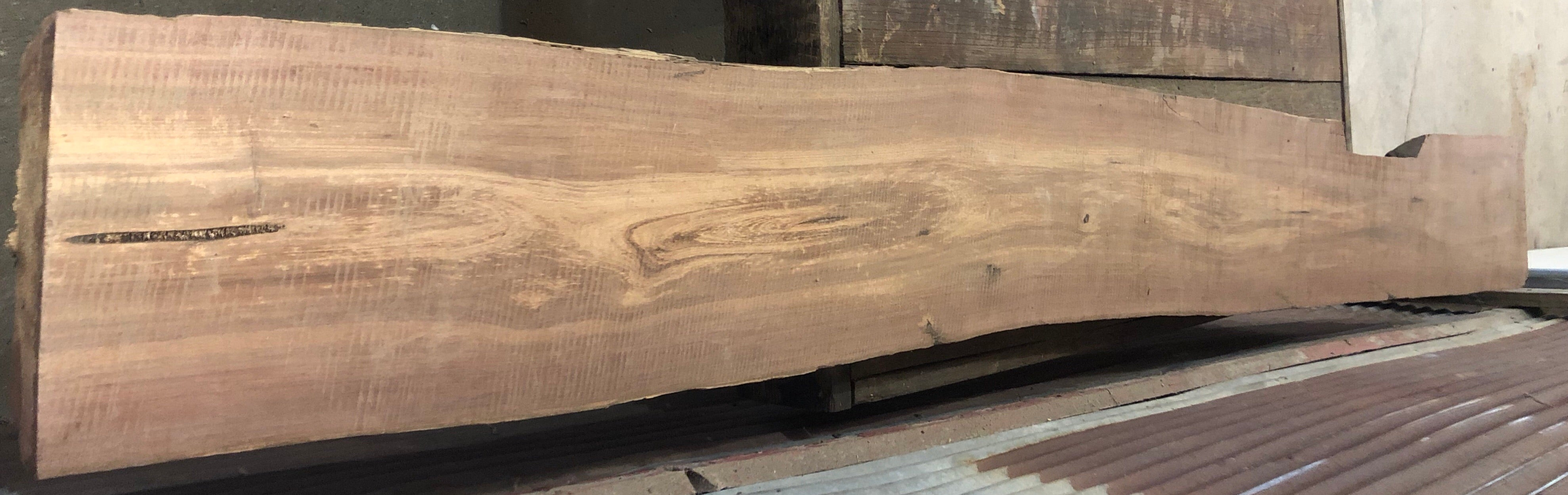 Black Walnut Mantel