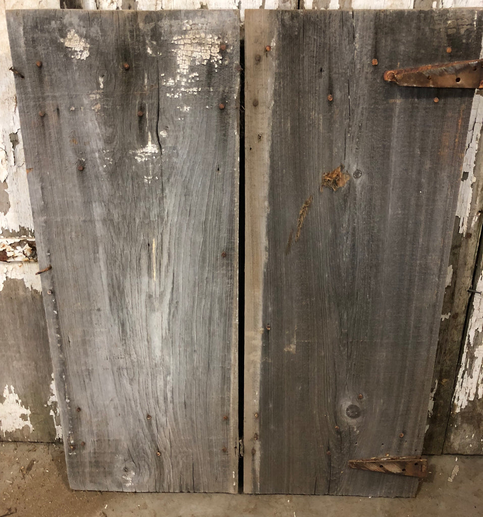 Cypress Barn Door
