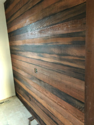 1920's reclaimed redwood from oil storage tanks $10 sq ft