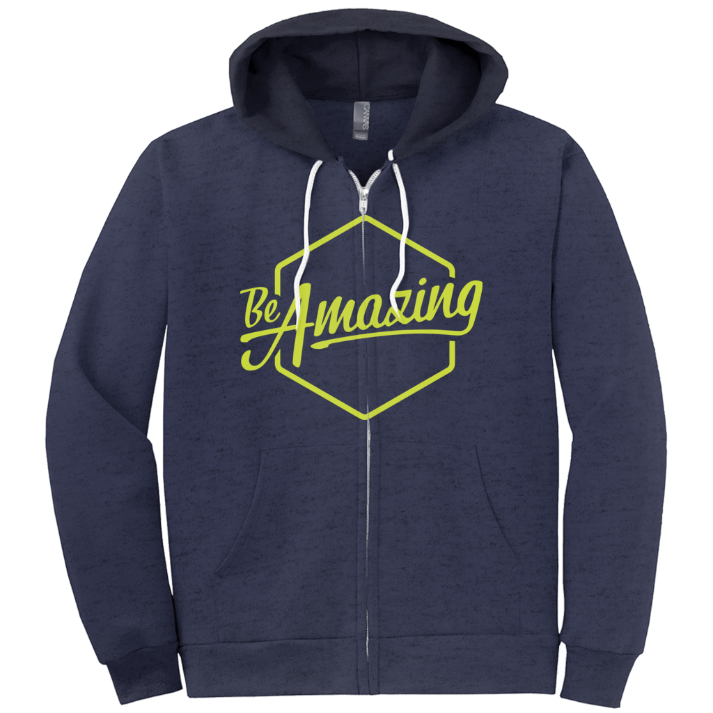Be Amazing Hoodies