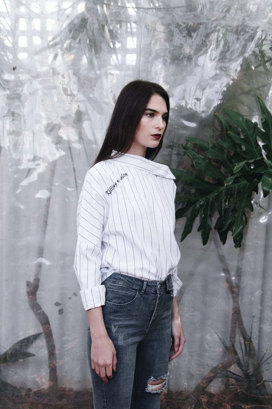 Ivy Embroidered Shirt