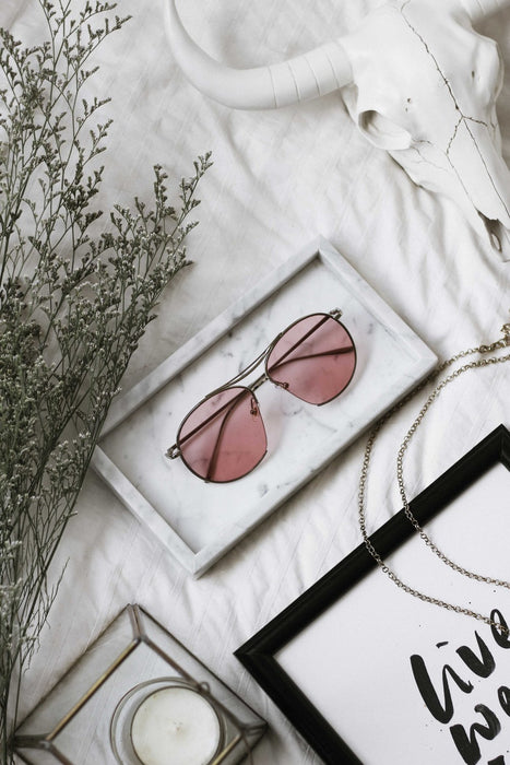 Rose Tinted Sunglasses