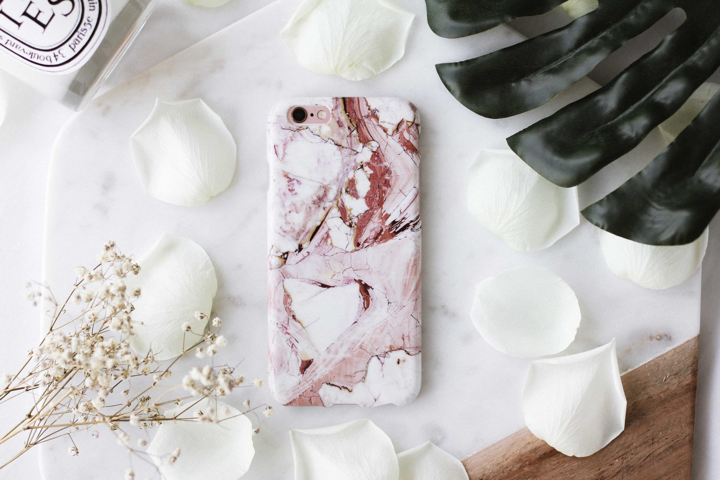 pink-marble-iphone-case