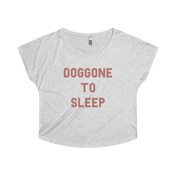 Women's Doggone Pajama Shirt
