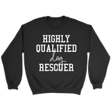 Unisex Highly Qualified Sweatshirt