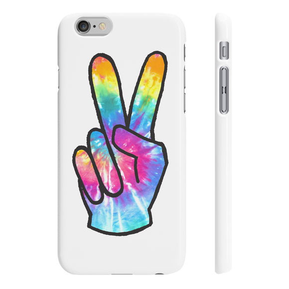 Peace Out iPhone 6/6s Case