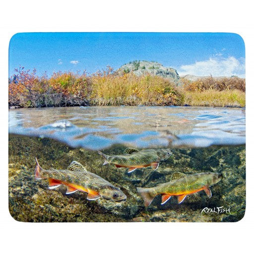 Brook Trout Cutting Board