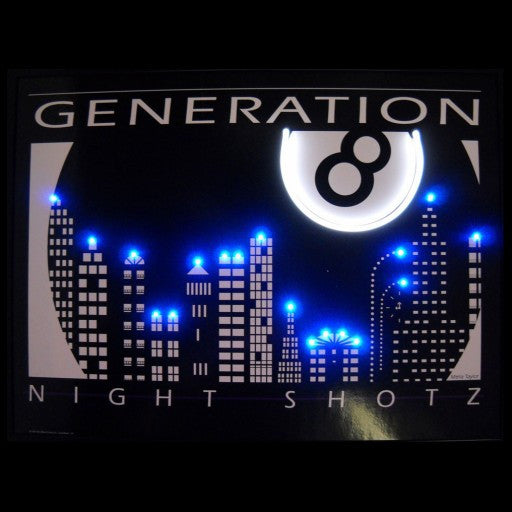Night Shotz Generation 8 Neon/LED Picture