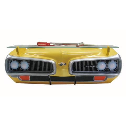 1970 Dodge Coronet Super Bee Front End Wall Shelf